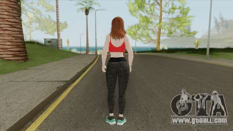 Dannyan Kat for GTA San Andreas
