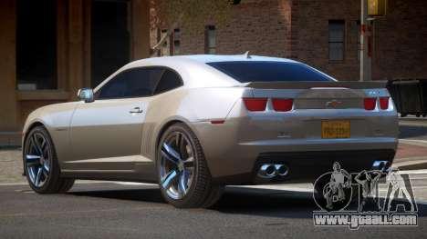 Chevrolet Camaro STI for GTA 4