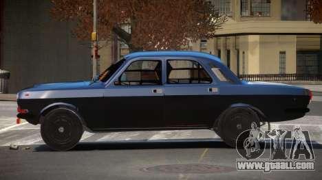 1986 GAZ 2410 for GTA 4