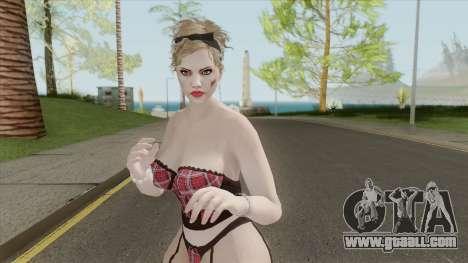 Random Female Sexy Skin V3 (GTA Online) for GTA San Andreas
