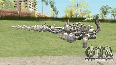 Gatling Gun (Cross Fire) for GTA San Andreas