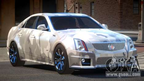 Cadillac CTS-V LR PJ6 for GTA 4
