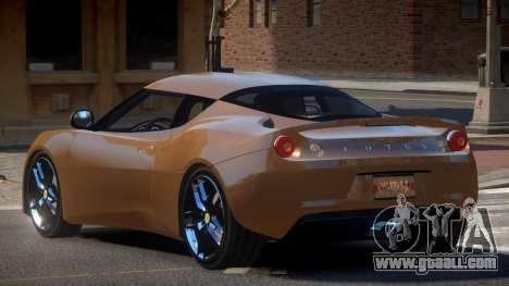 Lotus Evora E-Style for GTA 4