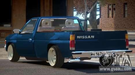 Nissan Datsun D21 for GTA 4