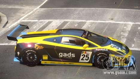 Lamborghini Gallardo LP560 SR PJ1 for GTA 4