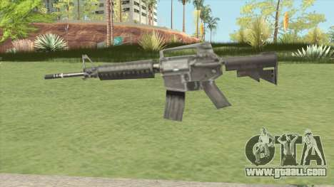 M4 LQ (GTA Vice City) for GTA San Andreas