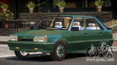 Renault Flash LS for GTA 4