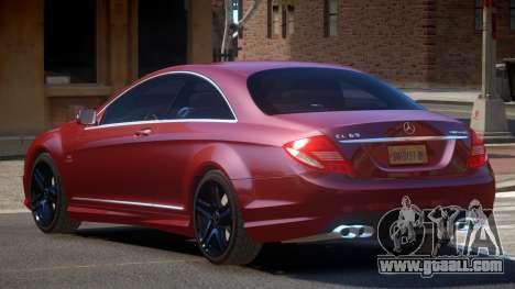 Mercedes Benz CL65 SR for GTA 4