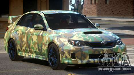 Subaru Impreza S-Tuned PJ1 for GTA 4
