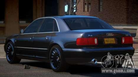 Audi A8 ST V1.1 for GTA 4