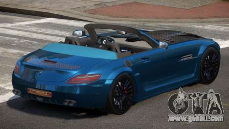 Mercedes-Benz SLS H-Style for GTA 4