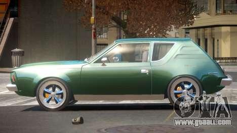 AMC Gremlin RS for GTA 4