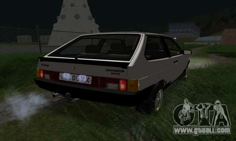 VAZ 2108 Czechoslovakia export ver.0.3 for GTA San Andreas