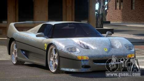 Ferrari F50 V1.0 for GTA 4