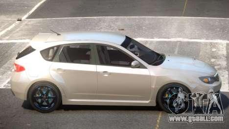 Subaru Impreza R-Tuning for GTA 4