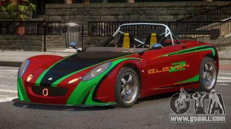 Lotus 2-11 R-Tuned for GTA 4