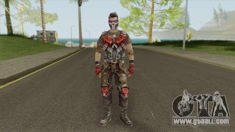 Evil Bone (Free Fire) for GTA San Andreas