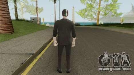 GTA Online (Natalan) Skin for GTA San Andreas