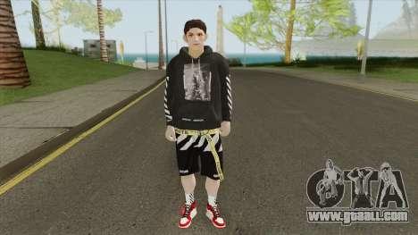 Tom Holland for GTA San Andreas