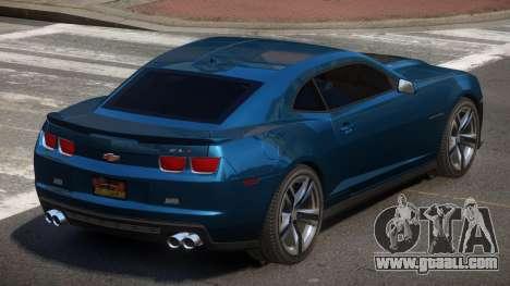 Chevrolet Camaro ZL1 RTS for GTA 4
