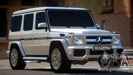 Mercedes Benz G65 V2.1 for GTA 4