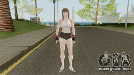 Hot Hitomi (Sport Edition) for GTA San Andreas