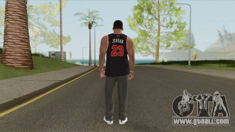 Franklin Clinton (Chicago Bulls) for GTA San Andreas