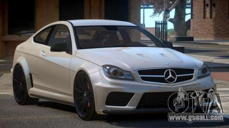 Mercedes Benz C63 S-Tuned for GTA 4