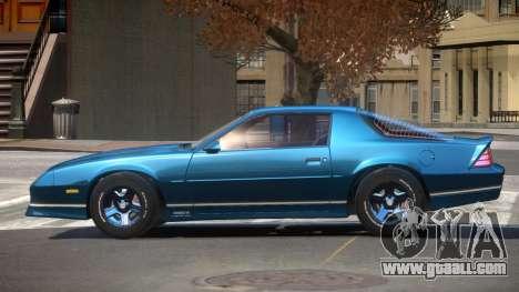 Chevrolet Camaro IR for GTA 4