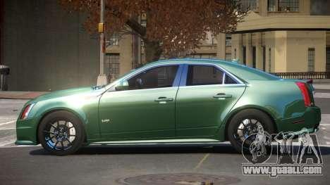 Cadillac CTS-V LR for GTA 4