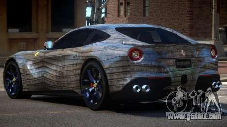 Ferrari F12 GT-S PJ6 for GTA 4