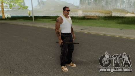 Nightstick (Manhunt) for GTA San Andreas
