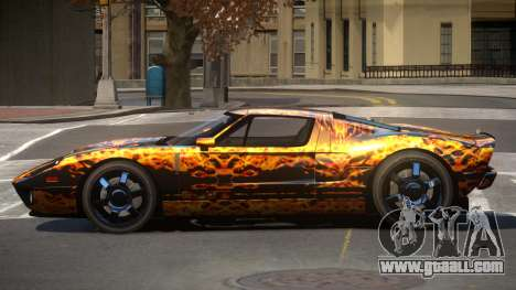 Ford GT S-Tuned PJ1 for GTA 4