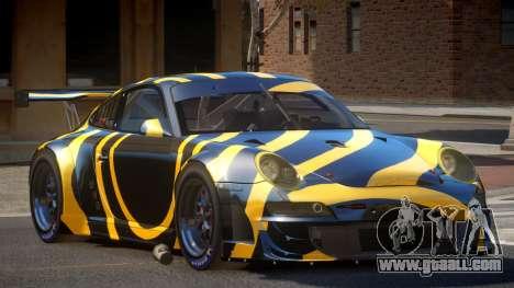 Porsche GT3 R-Style PJ3 for GTA 4
