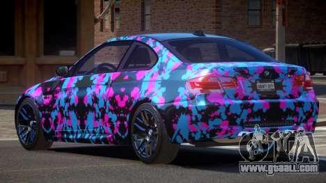 BMW M3 E92 LR PJ4 for GTA 4