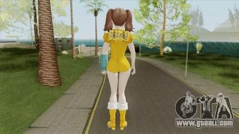 Diane Giantess Version (The Seven Deadly Sins) for GTA San Andreas