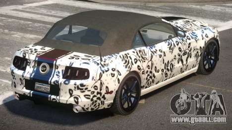 Ford Mustang GT CDI PJ6 for GTA 4