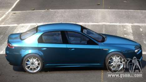 Alfa Romeo 159 SL for GTA 4
