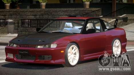 Nissan Silvia S14 D-Tuned for GTA 4