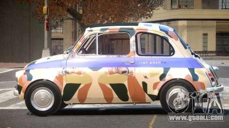 1973 Fiat Abarth PJ2 for GTA 4