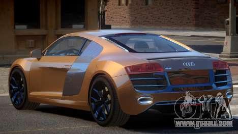 Audi R8 SCD for GTA 4
