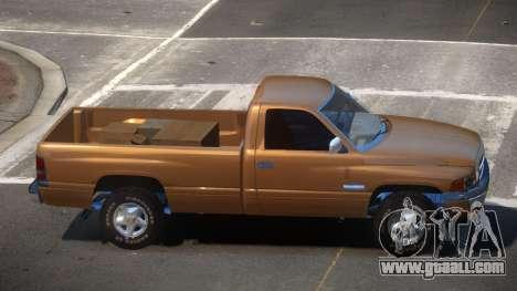Dodge Ram 2500 Old for GTA 4