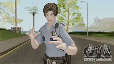 Leon S Kennedy (RE2: Remake) for GTA San Andreas
