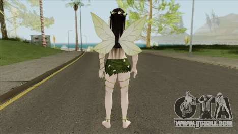 Hot Kokoro Summertime V1 (Jungle Version) for GTA San Andreas