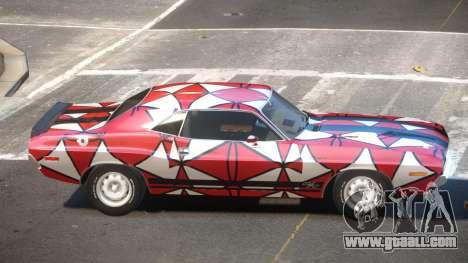 Dodge Challenger RT H-Style PJ2 for GTA 4