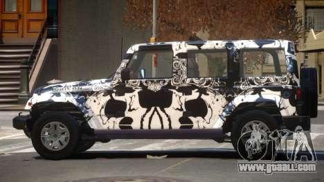 Jeep Wrangler LT PJ3 for GTA 4