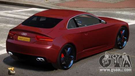 Audi S5 CSB for GTA 4