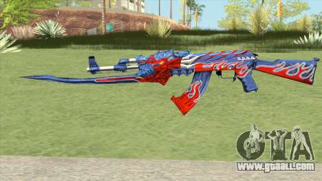 AK-47 (Beast Prime) for GTA San Andreas
