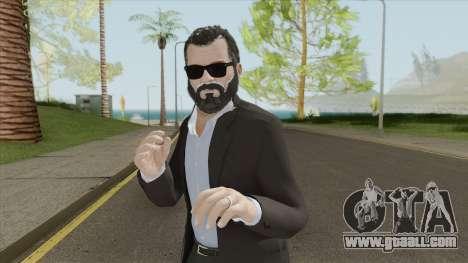 Michael De Santa (Formal Outfit) for GTA San Andreas