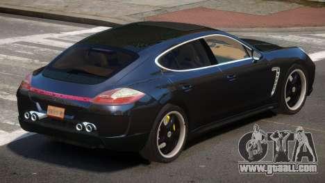 Porsche Panamera ML for GTA 4